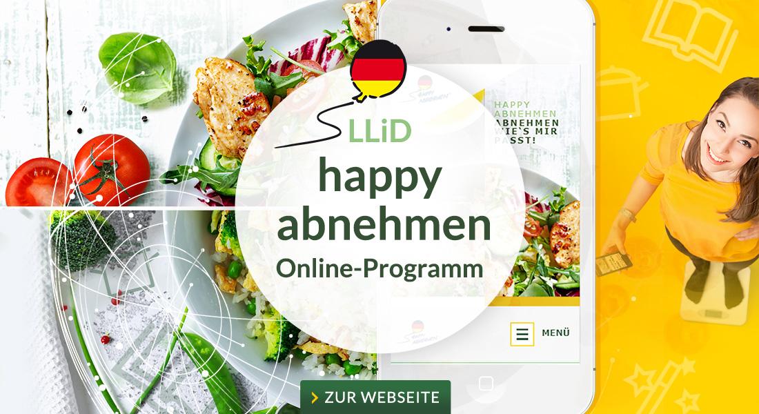 gesund abnehmen online